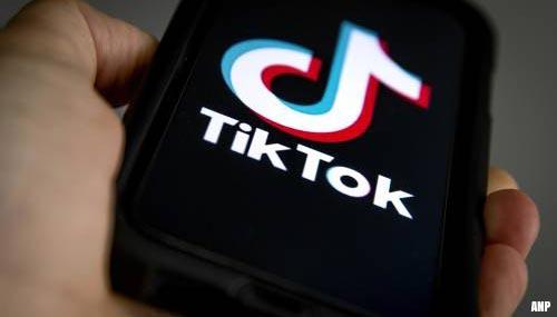 Schadeclaim tot meer dan 1 miljard euro tegen TikTok