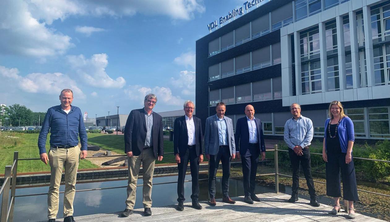 Samenwerking VDL Groep en Universiteit Twente voor high-tech productie in Nederland