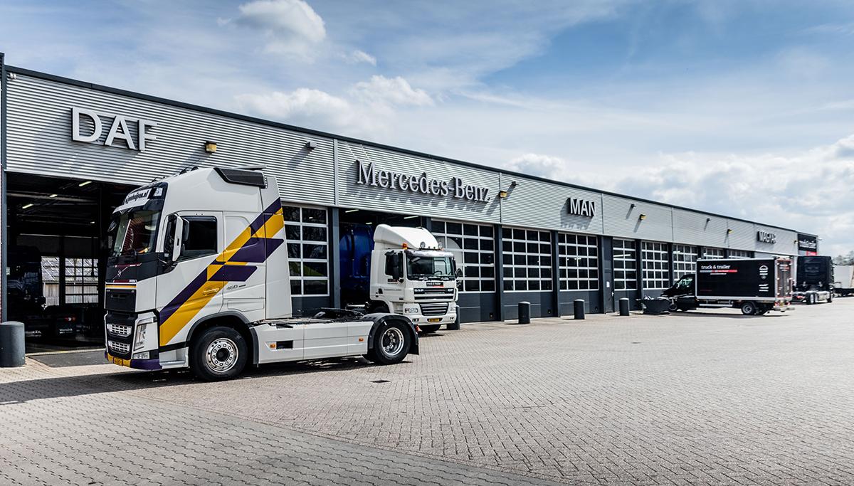 Truck & Trailer neemt werkplaatsactiviteiten RMOtive over