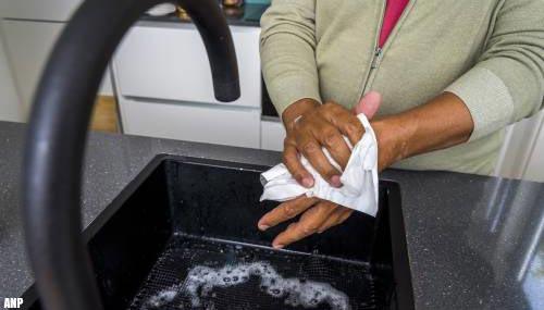 RIVM: handen wassen echt beter dan handgel smeren