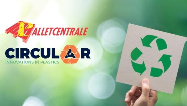 Palletcentrale wordt aandeelhouder van Circular Plastics