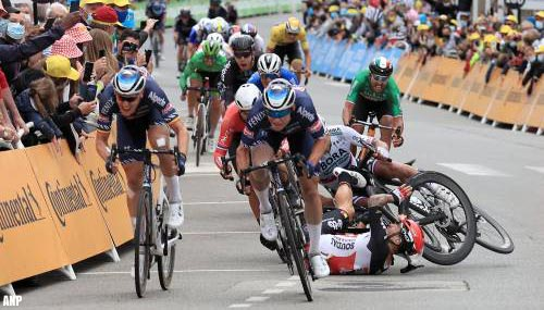 Parcoursbouwer Tour de France weerlegt kritiek na valpartijen