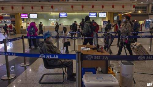 'China wil grenscontroles om Covid-19 nog zeker jaar behouden'