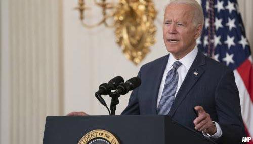 Biden vraagt Poetin hackersgroepen aan te pakken