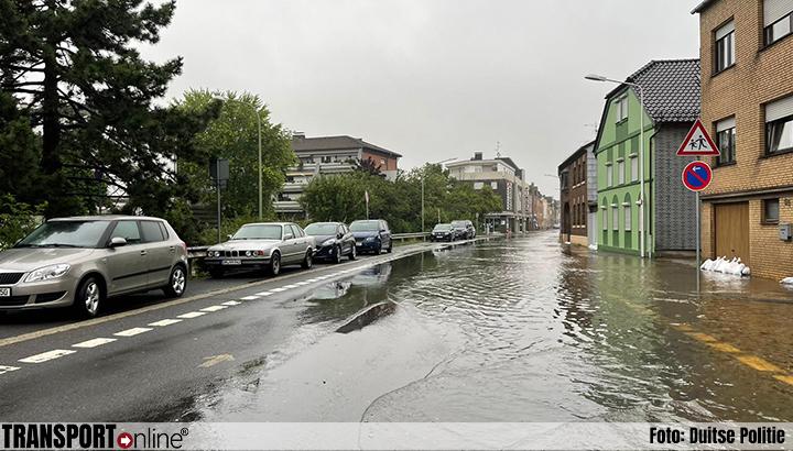 Doden en tientallen vermisten door noodweer in westen Duitsland [+foto's]