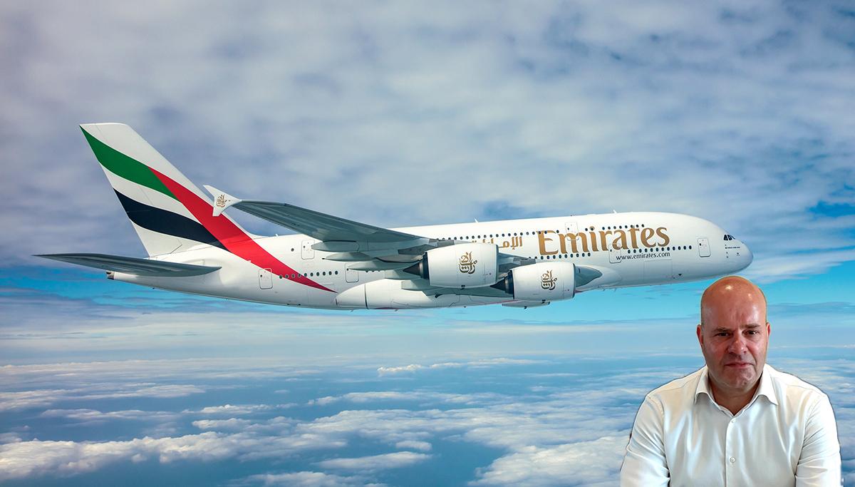Emirates SkyCargo benoemt Paul Berntsen tot Cargo Manager Nederland