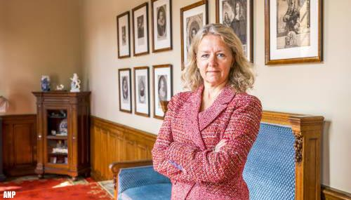 Ook Esther-Mirjam Sent meldt zich voor PvdA-voorzitterschap