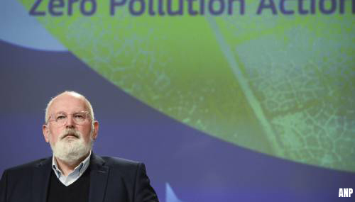 Europese Commissie wil dat transportsector fors gaat bijdragen aan terugdringen CO2-uitstoot