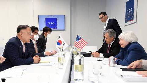 G20-landen steunen belastingplan