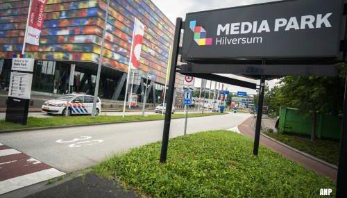 Mediapark Hilversum voor onbepaalde tijd veiligheidsrisicogebied
