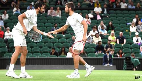 Kroatisch duo Mektic/Pavic pakt dubbeltitel Wimbledon