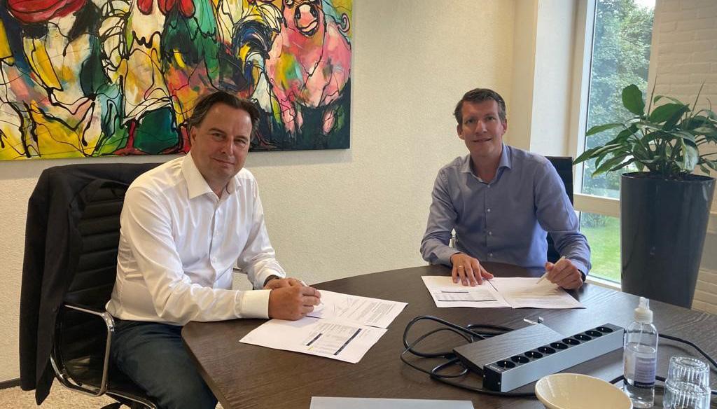 NUNNER Logistics en ForFarmers  gaan langdurige samenwerking aan
