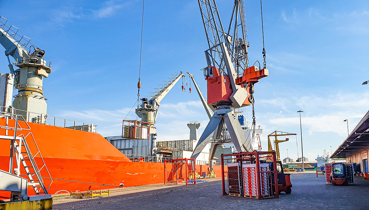 Rotterdam Fruit Wharf B.V. overgenomen door Kivits Logistics Group B.V.