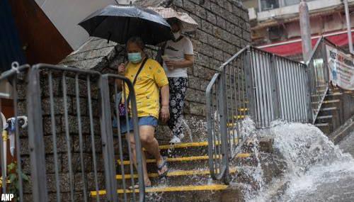Dodental China opgelopen na 'zwaarste regenval in 1000 jaar'