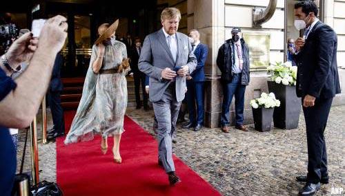 Willem-Alexander: neerschieten Peter R. de Vries 'aanslag op rechtsstaat'