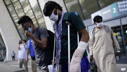 Nederland stopt donderdag met het evacueren van mensen uit Kabul