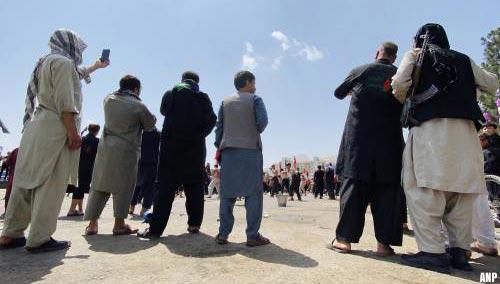 Taliban houden klopjacht op medewerkers Amerikanen en NAVO