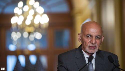 Afghaanse president bereidt zich voor op burgeroorlog