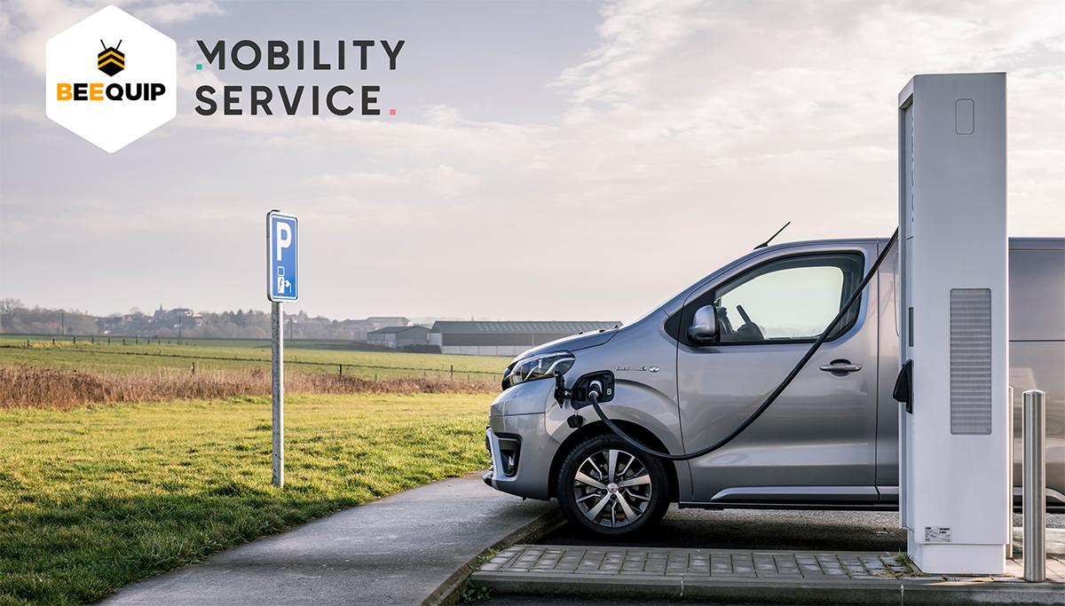 Beequip en Mobility Service bundelen hun krachten voor leasen van elektrische bedrijfswagens