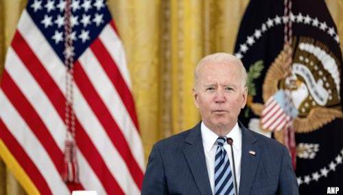 Biden: wij zullen aanslagplegers Kabul niet vergeven