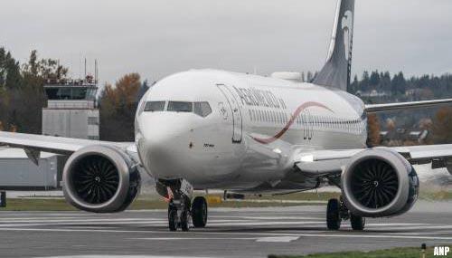 Boeing 737 MAX mag ook in India weer vliegen