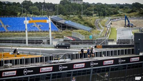 Formule 1 Zandvoort gaat door met twee derde bezetting