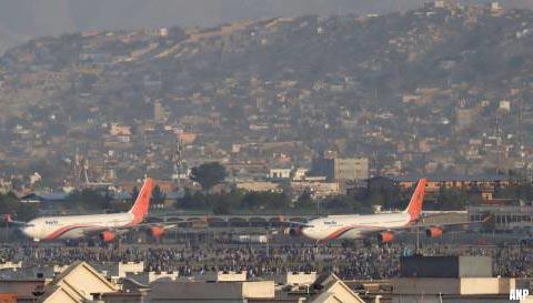 Transportvliegtuig nam namens Nederland niemand mee uit Kabul