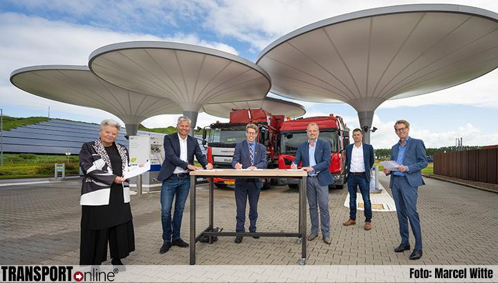 Duurzaam tankstation NXT Alkmaar breidt uit met waterstof