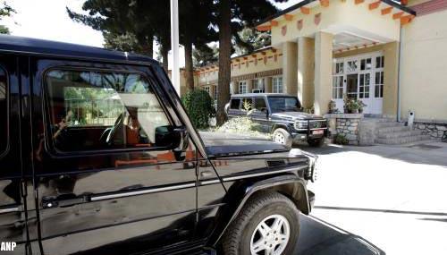 Medewerkers Nederlandse ambassade in Kabul versneld teruggehaald