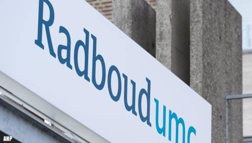 Gegevens Radboudumc op straat door fout oud-medewerker