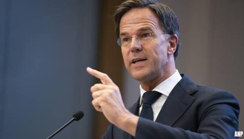 Crisisoverleg tussen Rutte en bewindslieden over Afghanistan