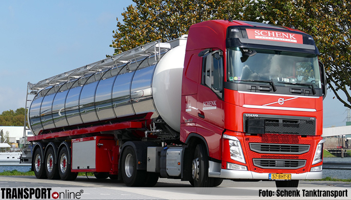 Investeerder Argos Wityu neemt meerderheidsbelang in Schenk Tanktransport