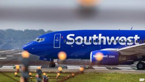 Southwest Airlines aangeklaagd door piloten