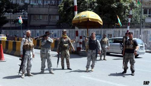 Taliban zeggen presidentieel paleis in Kabul te hebben ingenomen