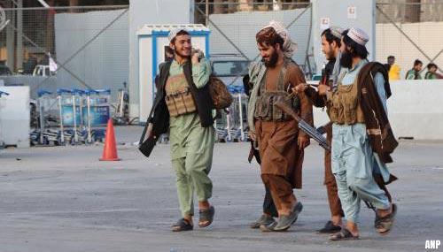 Taliban: ons land is nu compleet onafhankelijk