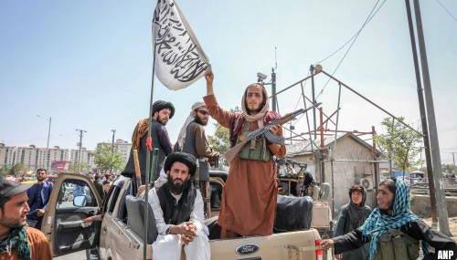 Taliban kondigen amnestie af en willen mensen aan het werk