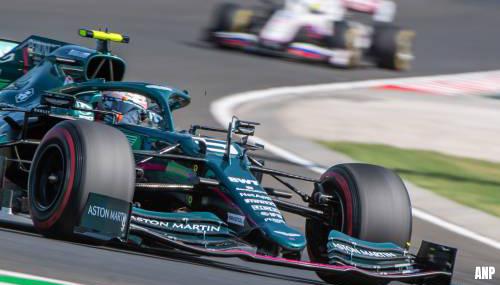 Sebastian Vettel gediskwalificeerd, Hamilton loopt verder uit op Verstappen