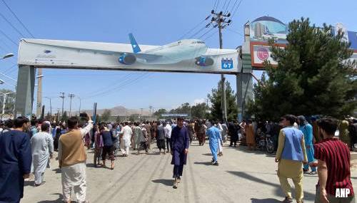 Vliegveld Kabul heropend, evacuatievluchten weer mogelijk