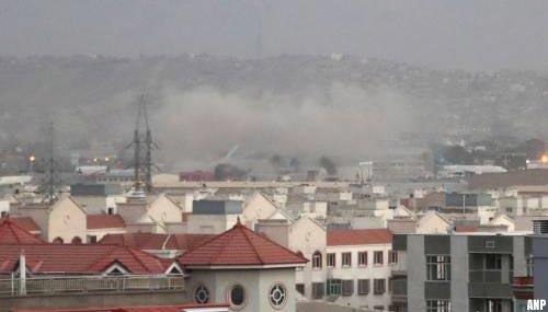 Twaalf Amerikaanse militairen gedood bij aanslag Kabul