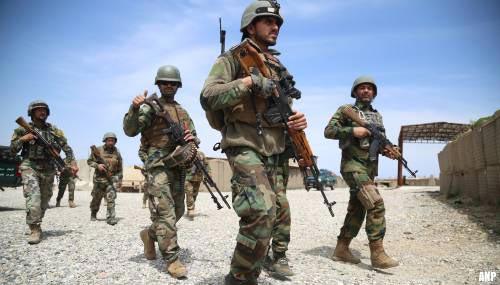 VS: Snelle opmars Taliban kwam door slecht Afghaans leiderschap