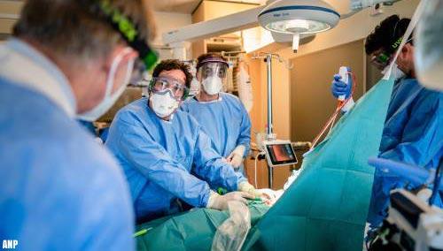 Ziekenhuizen moeten minstens 170.000 operaties inhalen