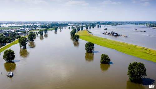 Onderzoeker zeespiegelstijging: Nederland is als een badkuip