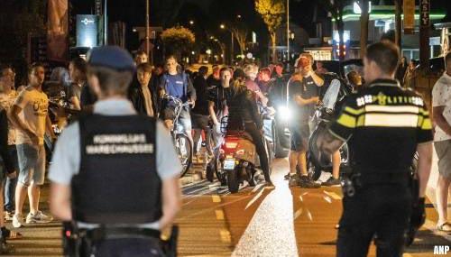Burgemeester Ede boos en verdrietig over demonstratie Harskamp