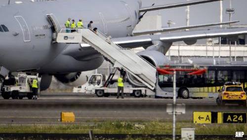 Nederland heeft sinds woensdag 135 mensen geëvacueerd uit Kabul