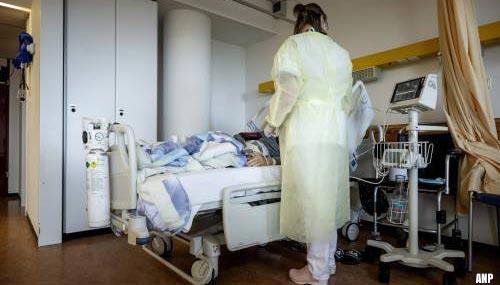 Toename aantal coronapatiënten in Nederlandse ziekenhuizen