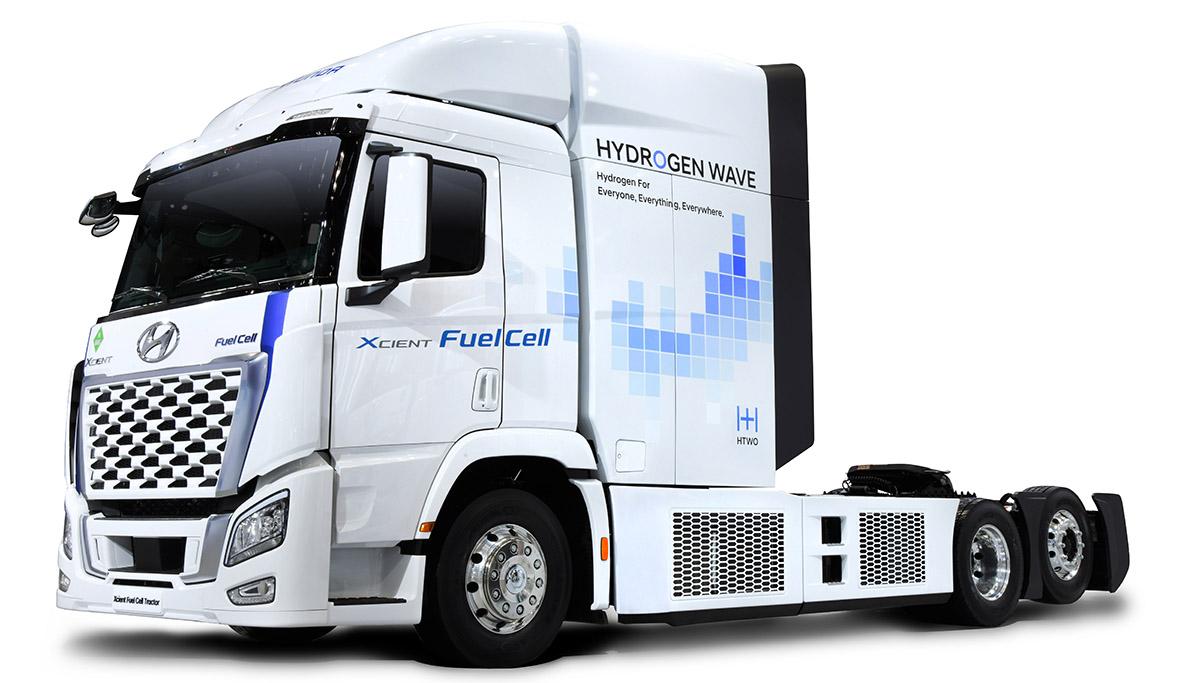 HMG eerste autofabrikant die rond 2028 brandstofcelsystemen in alle bedrijfsvoertuigen toepast