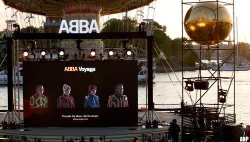 Duizenden Nederlandse ABBA-fans kunnen eerder concertticket kopen