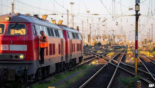 Duitse treinmachinisten dreigen met nieuwe staking