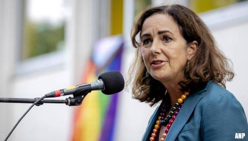 Halsema reageert met afschuw op dragen Jodenster bij protest