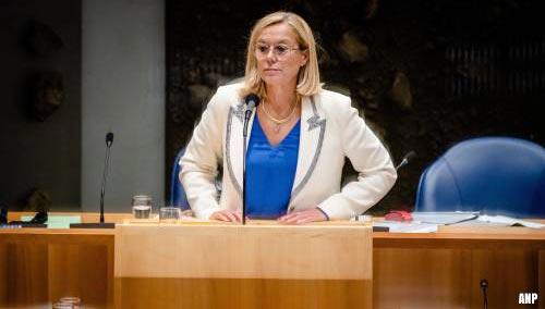 Sigrid Kaag treedt terug als minister van Buitenlandse Zaken